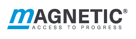 Magnetic Access to progress logo